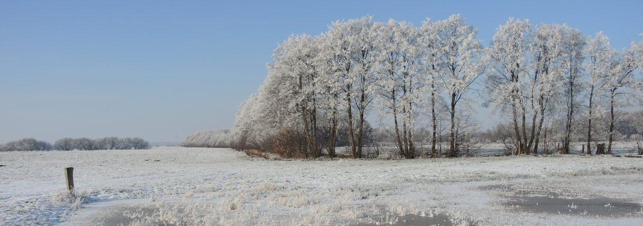 Winter in St. Jürgen